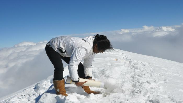 Asverstrooiing-Mont-Blanc