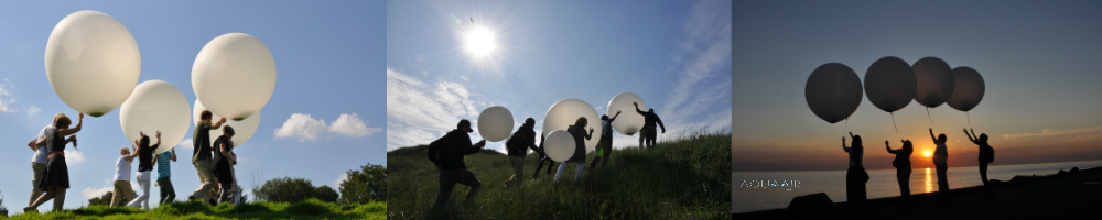 Ballonverstrooiing